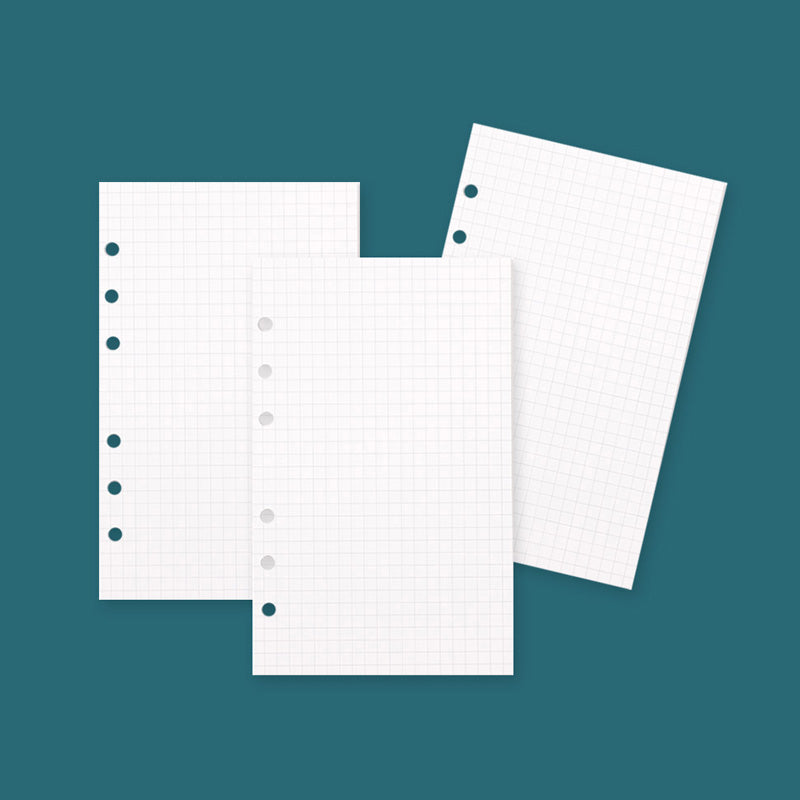 Archive refill jumbo grid note