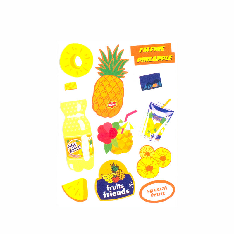 Fruit Remover Sticker