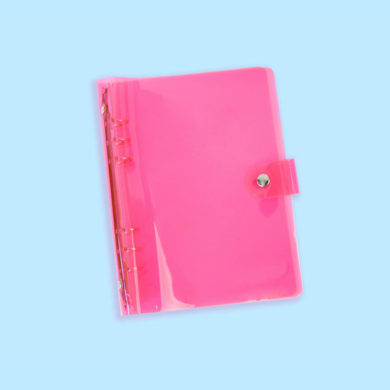A5 pvc cover