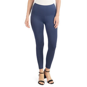 OMG Wide Waistband Leggings - Navy