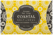 Load image into Gallery viewer, Med Citrus Dreamy Bar Soap