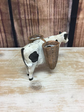 Load image into Gallery viewer, Farm Animal with Baskets - Cow