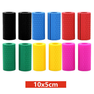 1 Pair Padded Handles for Barbell / Dumbbell