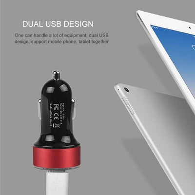USB Car Charger  Cigarette Lighter Socket