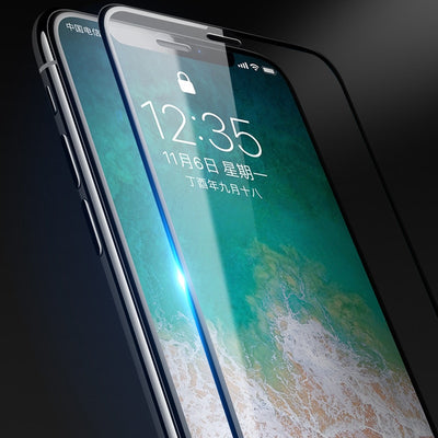 Tempered Glass Screen Protector (iPhone XS / X)
