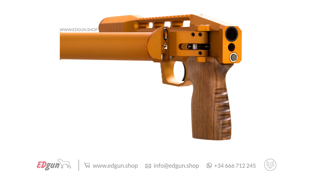EDGUN LESHIY<br>SPECIAL EDITION: COPPER