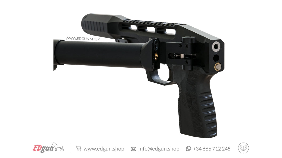 EDGUN LESHIY CLASSIC <br> WWW.VECTOR-AIR.CO.UK