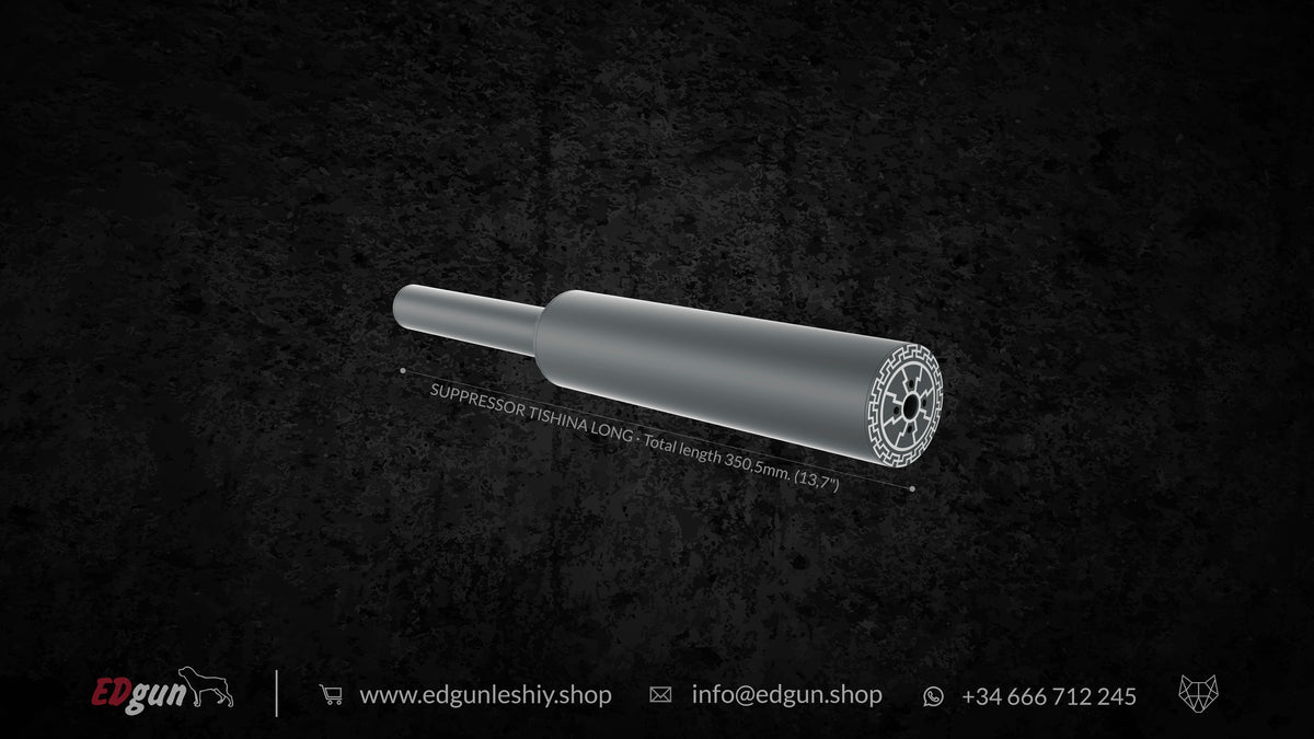 SUPPRESSOR TISHINA 200 · PRE-ORDER