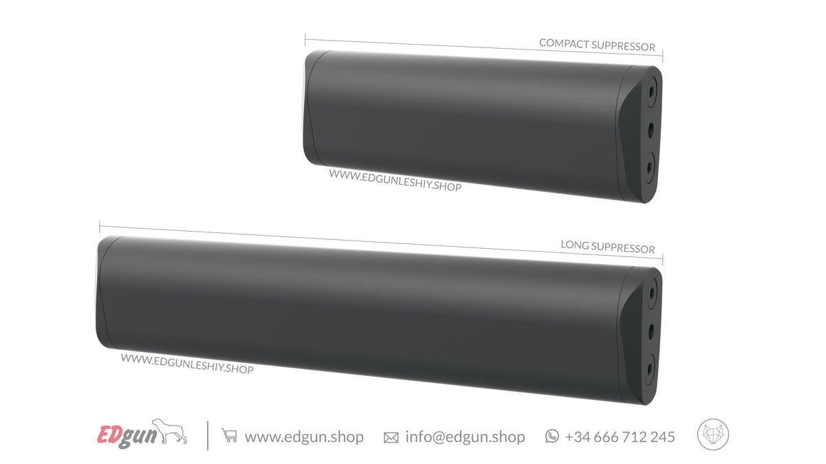 SUPPRESSORS <br>FOR LESHIY 2