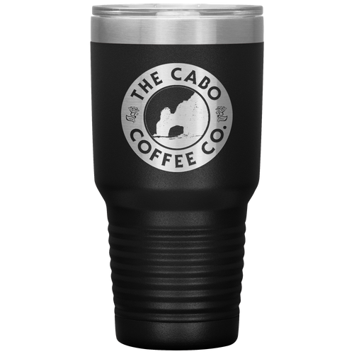 Cabo Coffee 30 oz. Stainless Steel Tumbler - Cabo Coffee