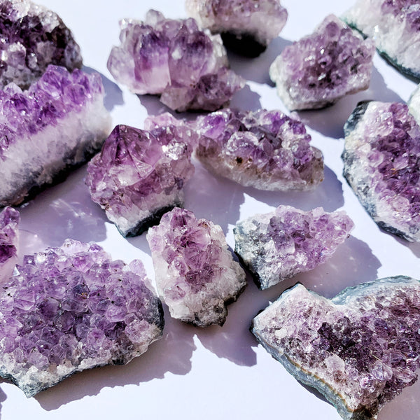 Amethyst Cluster - Thecrystalproject