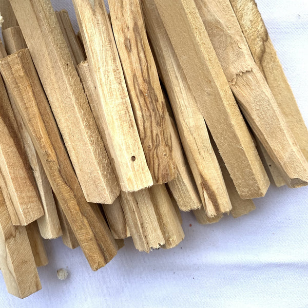 Palo Santo Wood - Thecrystalproject