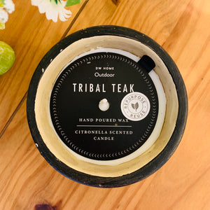 Tribal Teak Citronella - Outdoor