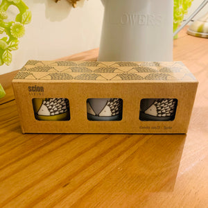 Spike Candle Gift Set