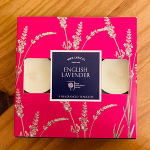English Lavender - Tealights