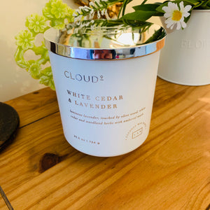 Cloud 9 - White Cedar & Lavender