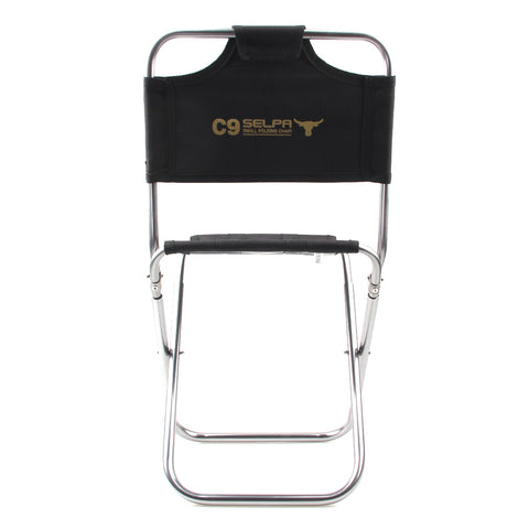 Fishing Camping Hiking Folding Chair Foldable Garden Stool With Backrest