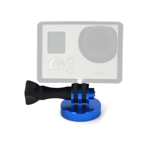 Triple Low Angle Suction Cup Car Windscreen Dash Mount+Screw For GoPro
