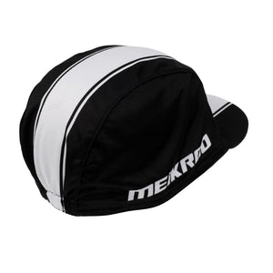 Cycling Hat Casual Hat Moisture Absorption Unisex Black Sun Helmet Black Leisure Hygroscopic and sweat releasing Breathable