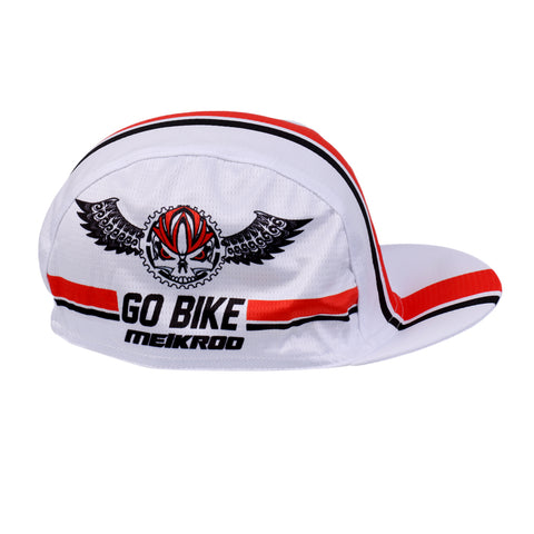 Image of Ride Flat Motorcycle/Bike/Biker Leisure Casual Hat/Baseball Cap Unisex Moisture absorption Quick-drying for Sport