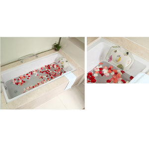 Home Bathroom Use Neck Spa Support Relax Shower Foam Sponge Soft Bathtub Pillow Sea Fish Pattern Charms Bath Headrest Suction Cup
