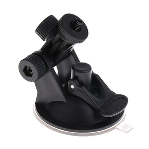 Generic Windshield Dashboard Car Suction Cup Mount Tripod Stand Holder for Gopro HERO 4 1 2 3 Action Camera DVR