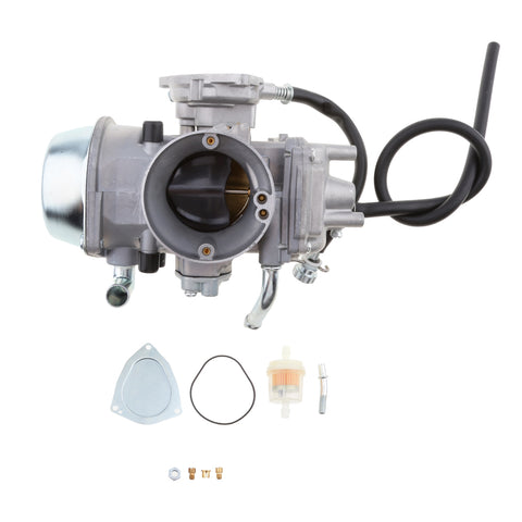 Image of Carburetor Parts Assembly for Yamaha Grizzly 660 YFM660 2004 2005 2006 2007