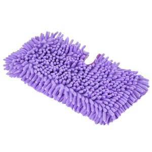 Chenille Replacement Steam Mop Pad Mopping Pad for Shark Steam Mop S3550/S3901/S3601/S3501