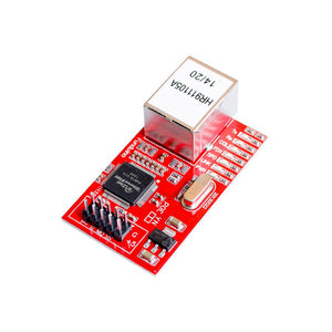 W5100 Ethernet Shield Expansion Board Network Module For Arduino Red