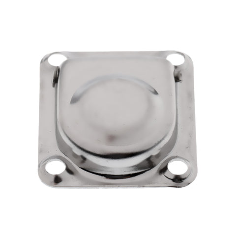 Image of Stainless Steel Flush Mount Pull Ring Hatch Latch Lift Handle Marine Boat Caravan
