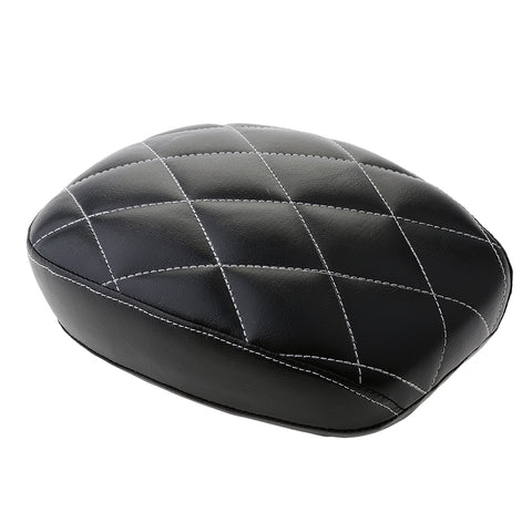 Image of Cushion Rear Seat Passenger Pillion Pad For Harley Sportster XL 1200 883 72