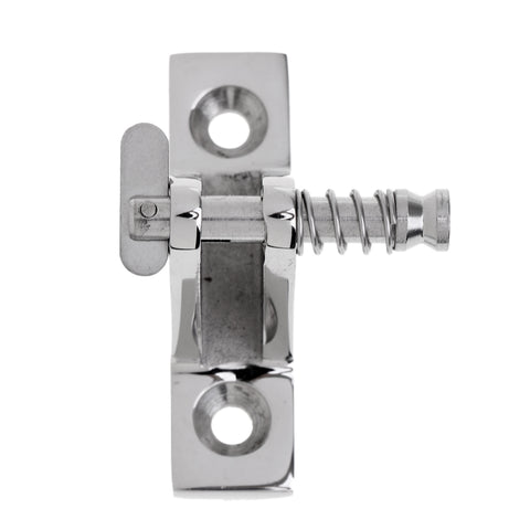 Image of 1 Piece 316 Stainless Steel Boat Canopy Cover Deck Hinge Mount Fitting Hardware 90 Degree