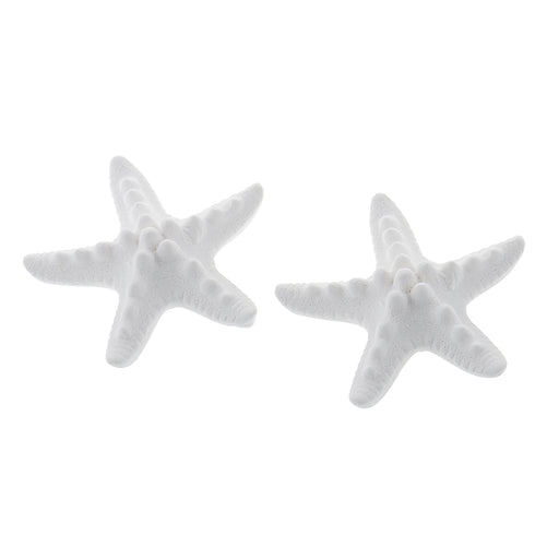 2 Pieces Seastar Aroma Fragrance Stone DIY Essential Oil Diffuser for Home Decoration