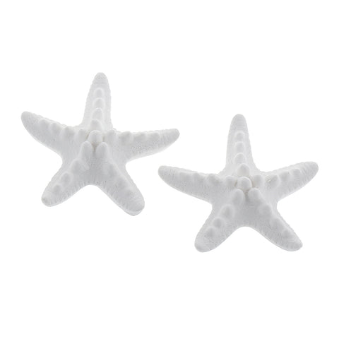 Image of 2 Pieces Seastar Aroma Fragrance Stone DIY Essential Oil Diffuser for Home Decoration