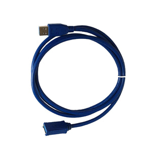 USB 3.0 Extension Cable Type A Male to Female Adapter Extender Wire Cord 3m