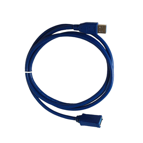 Image of USB 3.0 Extension Cable Type A Male to Female Adapter Extender Wire Cord 3m