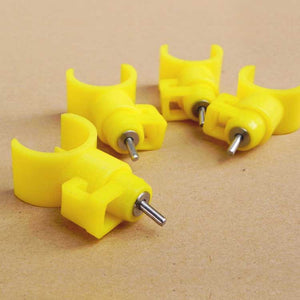 Chicken water feeder Nipples 10pcs for automated watering system New waterer