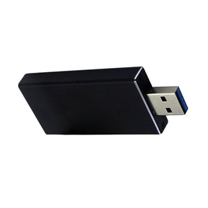 USB 3.0 to M.2 NGFF SSD External Enclosure Storage Case Aluminium