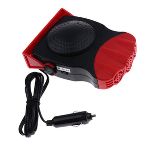 Car 12V 150W Defroster Demister Heater Cooler Cooling Blower Fan Portable