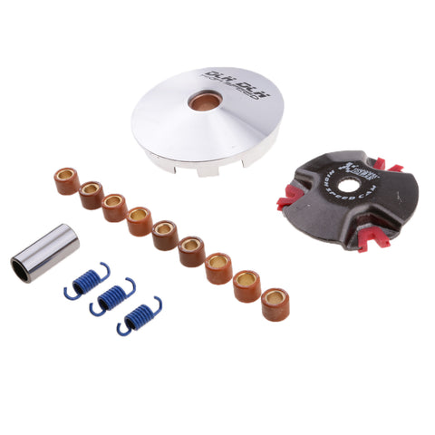 Image of Performance Racing Front Clutch Variator for 50 2 Storke Jog 1E40QMB Scooter