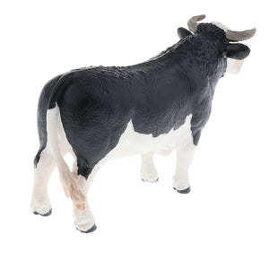 Realistic Animal Model Figures Kids Educational Toy Home Decor - Cow
