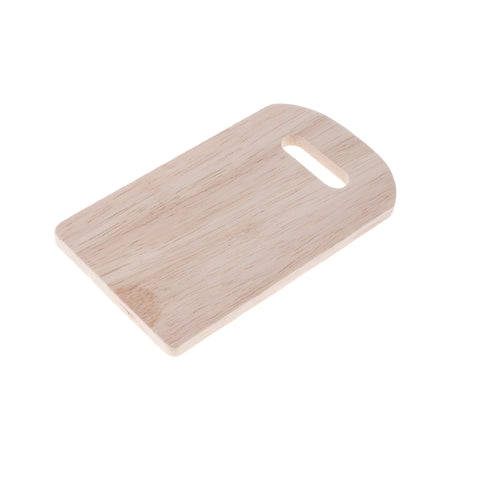 Image of Kids/Baby Pretend Play Wooden Chopping Board + Cutter Kitchen Kitchenware Role Play Game Toys