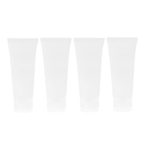 15 Pieces Plastic Empty Portable Tubes Cosmetic Cream Lotion Travel Bottle Containers Sample1 Bottles 15/50/30ml