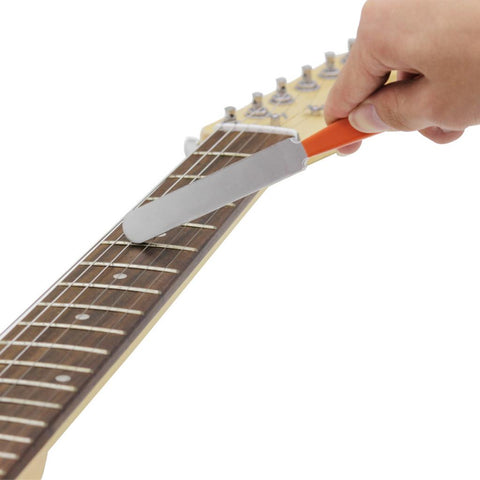 Image of Luthier Tool Leveling Beam Guitar Fret File Guitar Parts for Guitar Fretwire Parts
