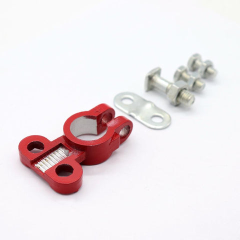 Image of 2 Pieces Car Truck Marine Boat Battery Terminal Clamp Clips Brass Connectors
