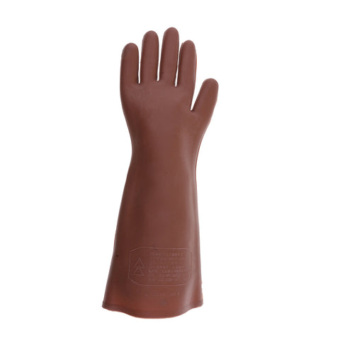 Image of 5KV Electrical Rubber Insulated Gloves Safety Work Gloves, 1 Pair, Free Size