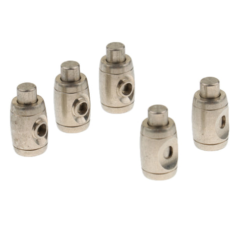 Image of 5 Pcs of Set Trombone Spit Valve Water Key Accessory for Trumpet Lovers