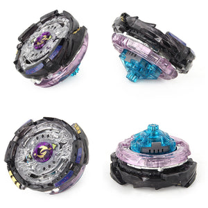 Rapidity Fight 4D Burst Spinning Top TWIN NEMESIS.3H.Ui B-102  Starter Children Character Toys