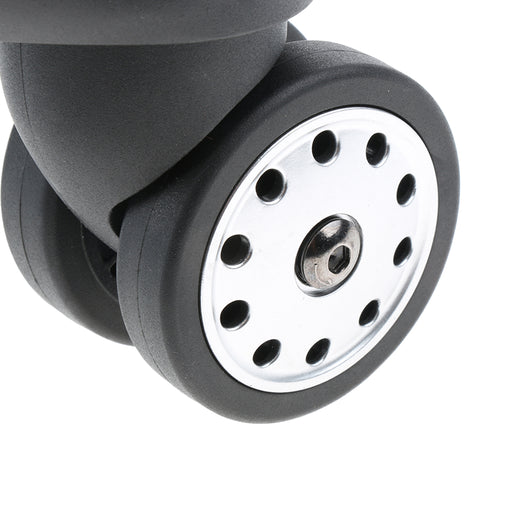 A88 Porous Wheel Suitcase Luggage Replacement Casters for Travel Bags Size L