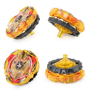 Rapidity Fight 4D Burst Spinning Top SCREW TRIDENT.8B.Wd B-103  Starter Children Character Toys